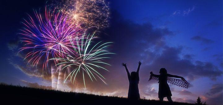 Sounds Of Fireworks Exploding