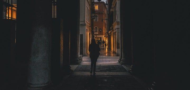 Walking Sound Effect Night Ambience