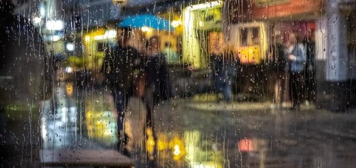 8 Minutes of Rain Sound Stereo