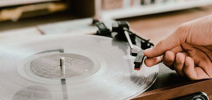 Record Scratch Sound