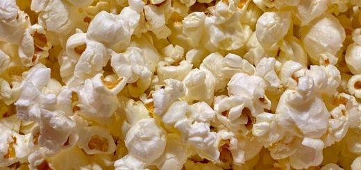 Popcorn Popping Sound