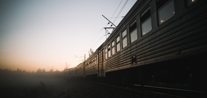 Train Passing by Sound Effect