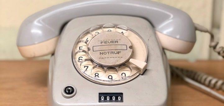Old Fashioned Telephone Ringing Sound