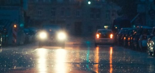 Rain and Cars Sounds